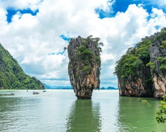 James Bond Island wallpaper